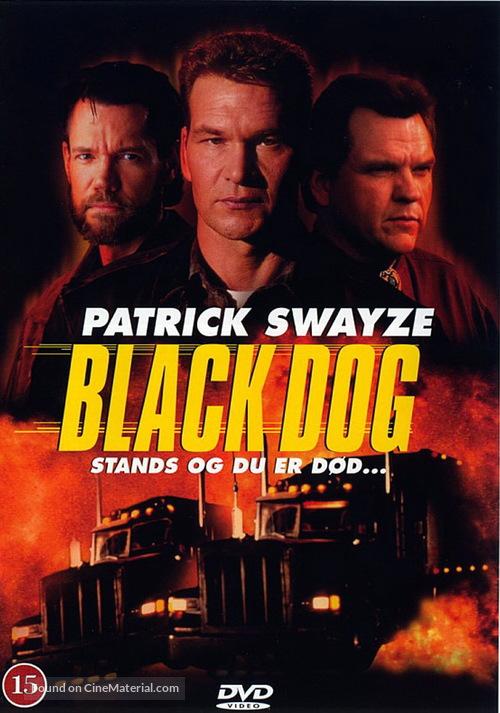 Black Dog - Danish Movie Cover