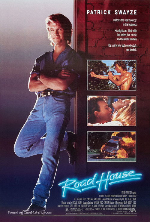 Road House - Movie Poster