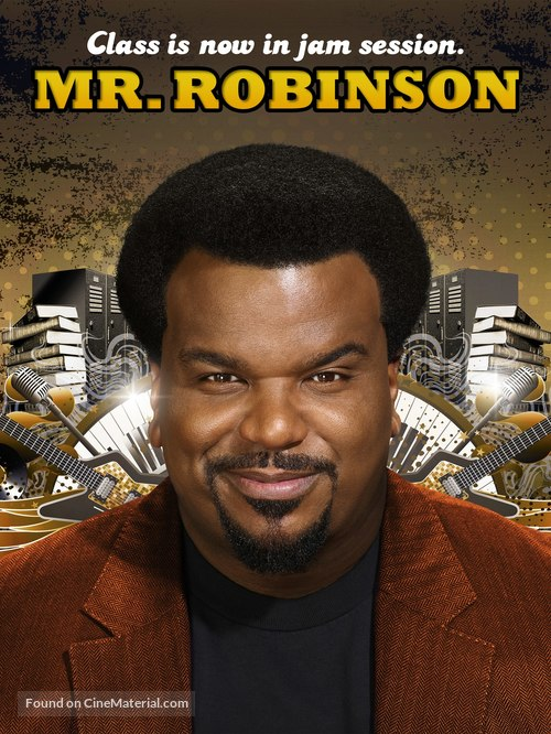 """Mr. Robinson"" - Movie Poster"