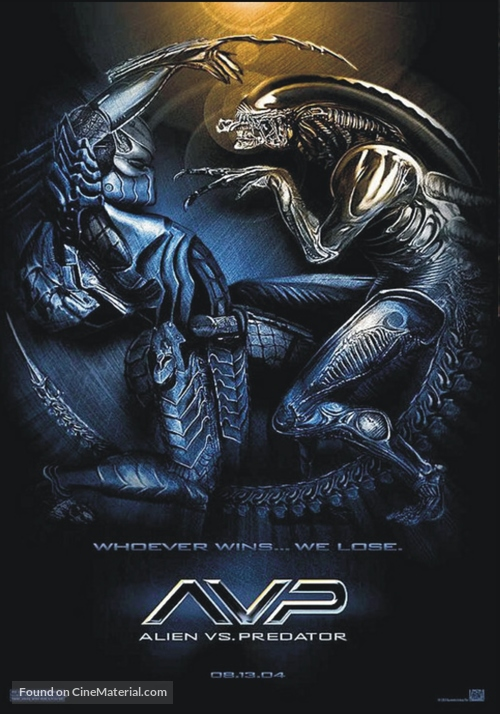 AVP: Alien Vs. Predator - Movie Poster