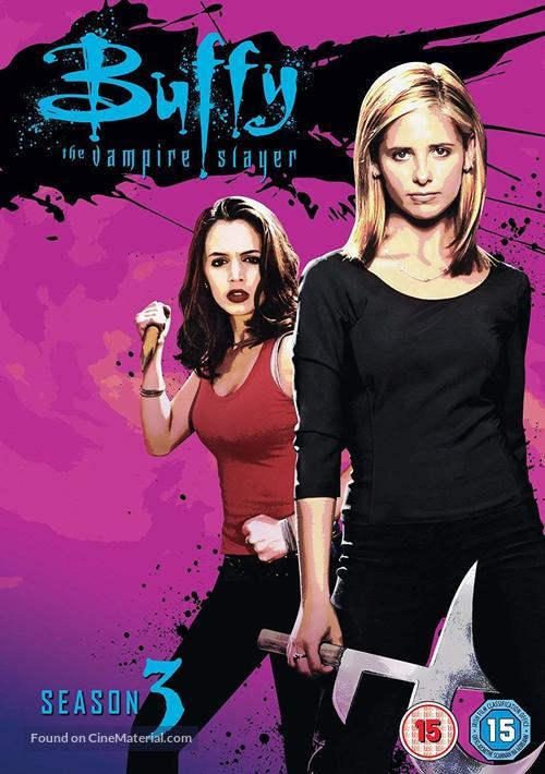 """Buffy the Vampire Slayer"" - British Movie Cover"