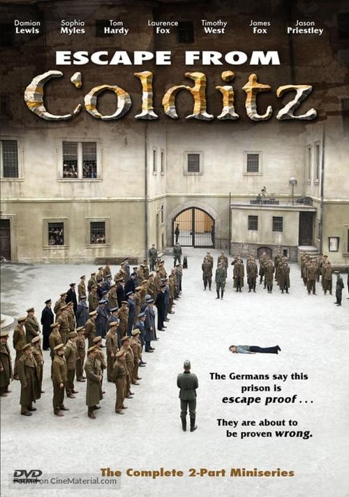 Colditz - DVD movie cover