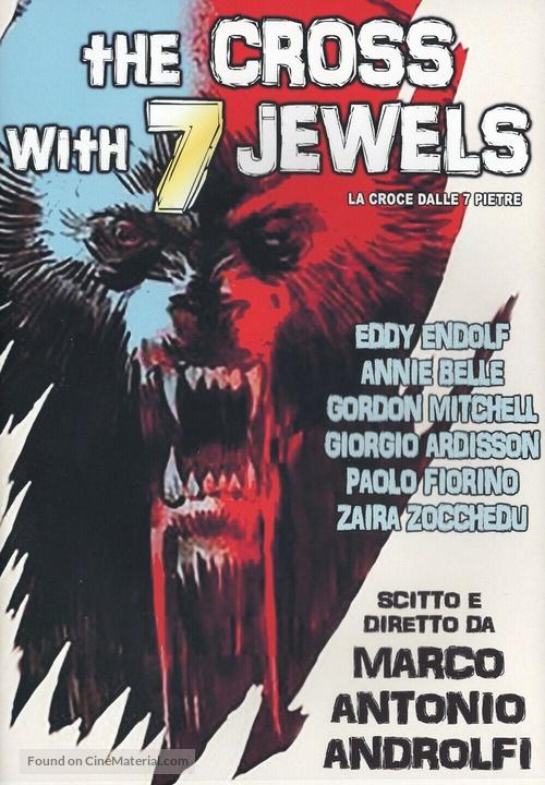 La croce dalle sette pietre - DVD movie cover