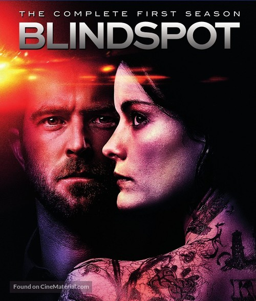 """Blindspot"" - Movie Cover"