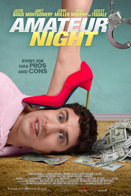 Amateur Night - Movie Poster