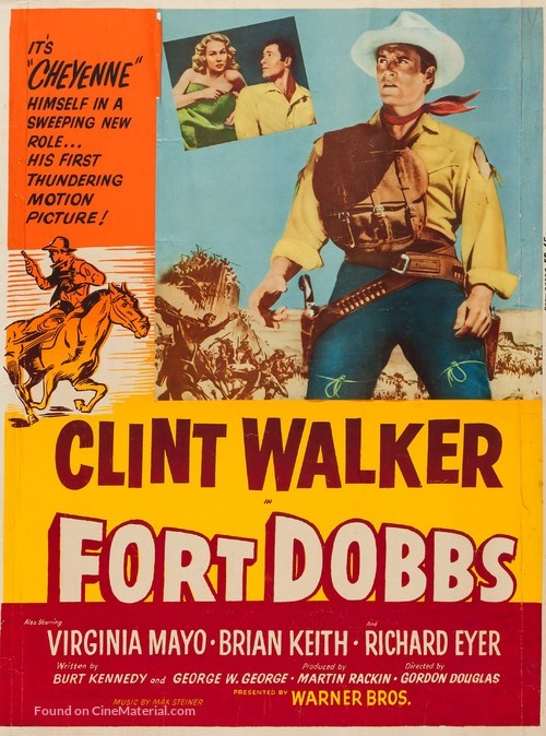 Fort Dobbs - Movie Poster