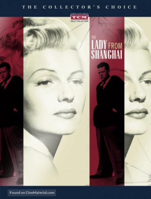 The Lady from Shanghai - Blu-Ray movie cover