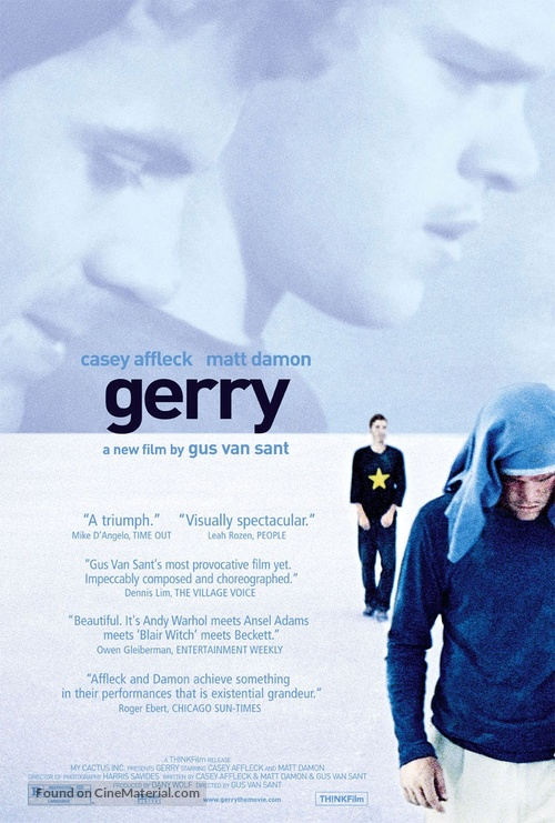 Gerry - Movie Poster