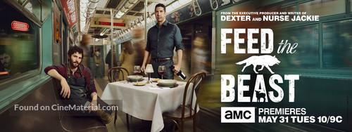 """""""Feed the Beast"""" - Movie Poster"""