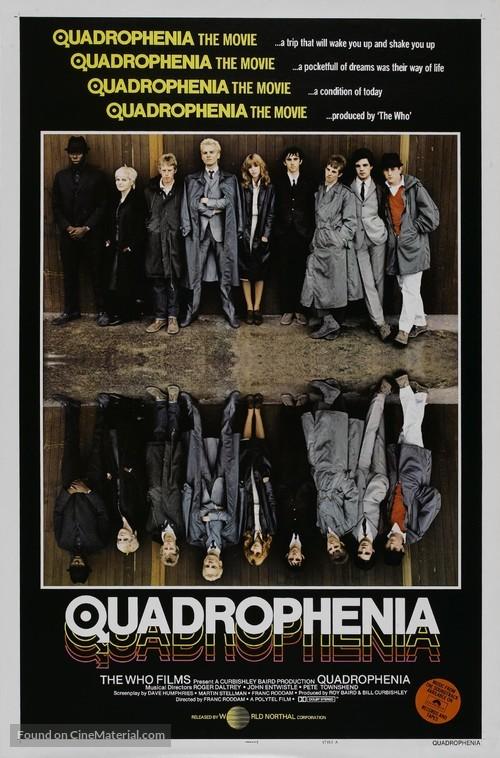 Quadrophenia - Movie Poster