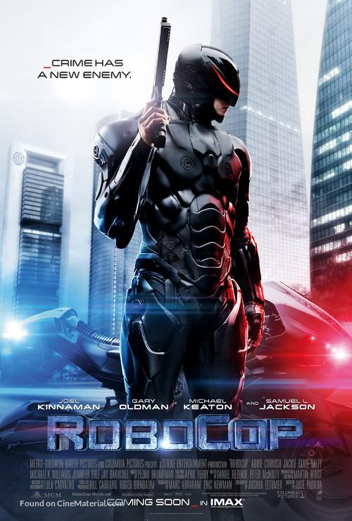 RoboCop - British Movie Poster