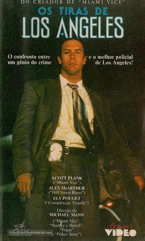 L.A. Takedown - Brazilian Movie Cover