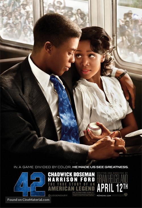 42 - Movie Poster