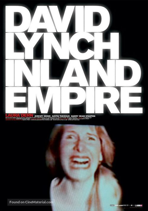 Image result for inland empire poster
