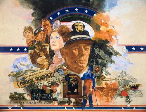 """""""The Winds of War"""" - Key art"""