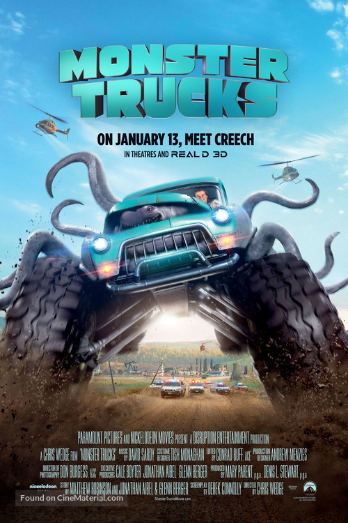 Monster Trucks Der Film
