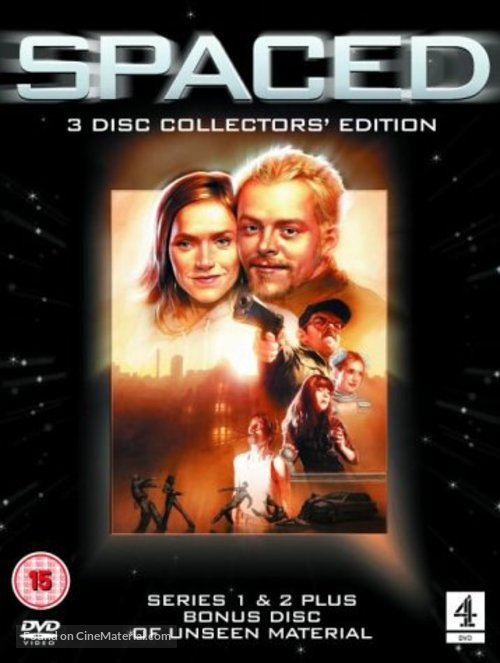 """""""Spaced"""" - poster"""