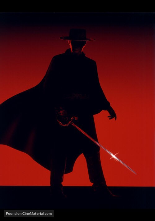 The Mask Of Zorro - Key art
