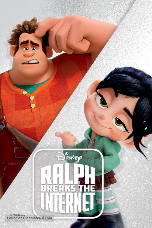 Ralph Breaks the Internet - Video on demand movie cover