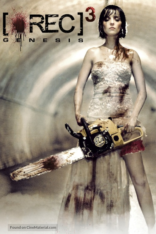 [REC]³ Génesis - Movie Poster