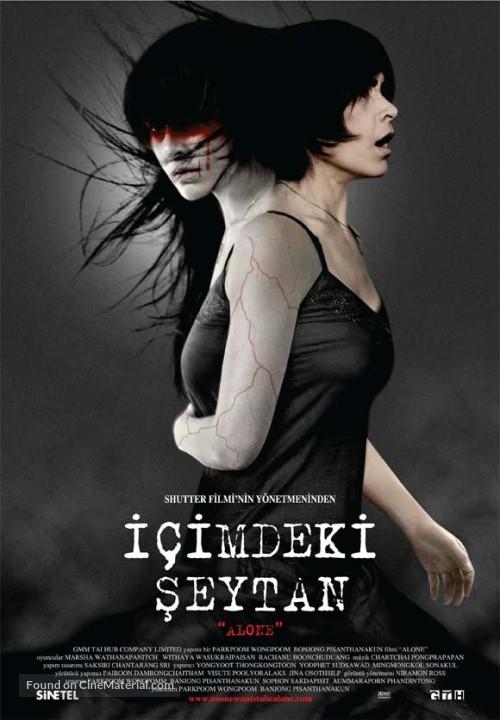 Alone - Turkish Movie Poster
