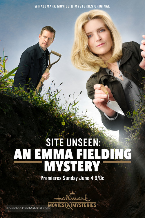 Site Unseen: An Emma Fielding Mystery - Movie Poster