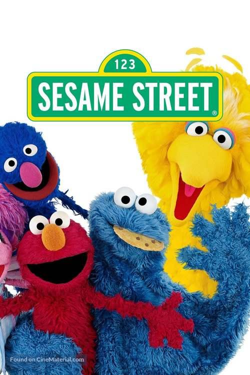 """""""Sesame Street"""" - Movie Cover"""