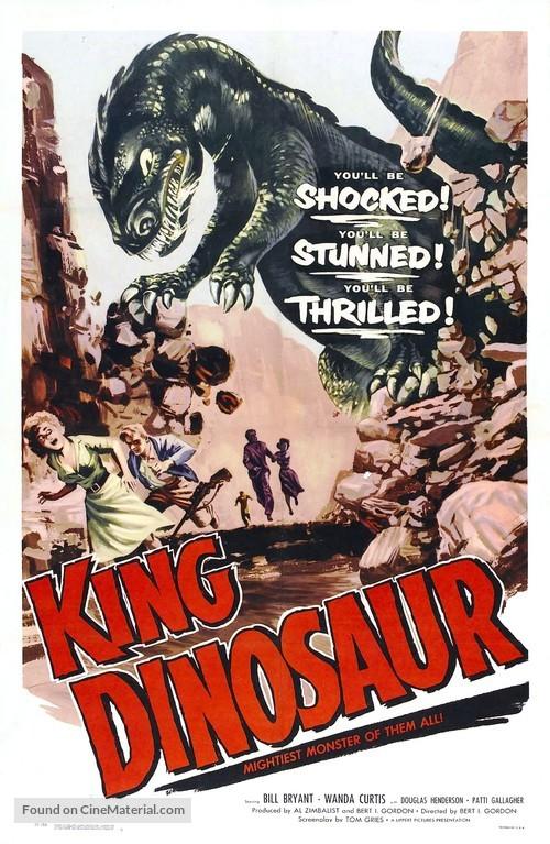 King Dinosaur - Movie Poster