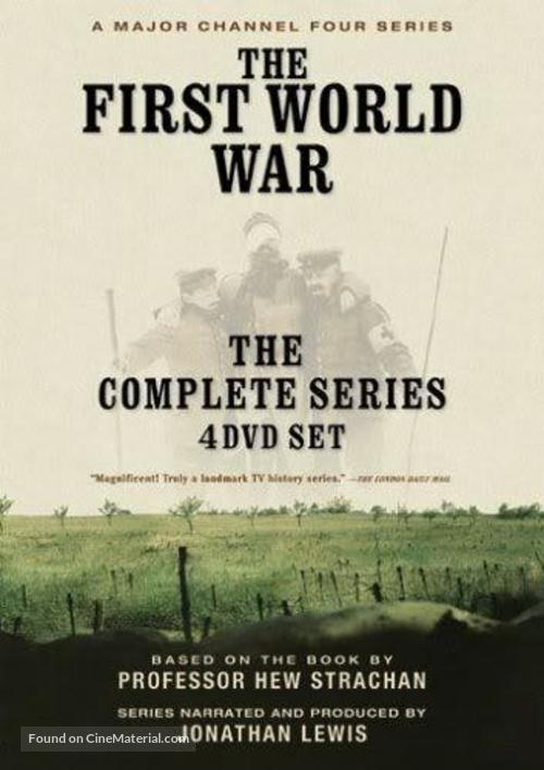 """The First World War"" - British Movie Cover"