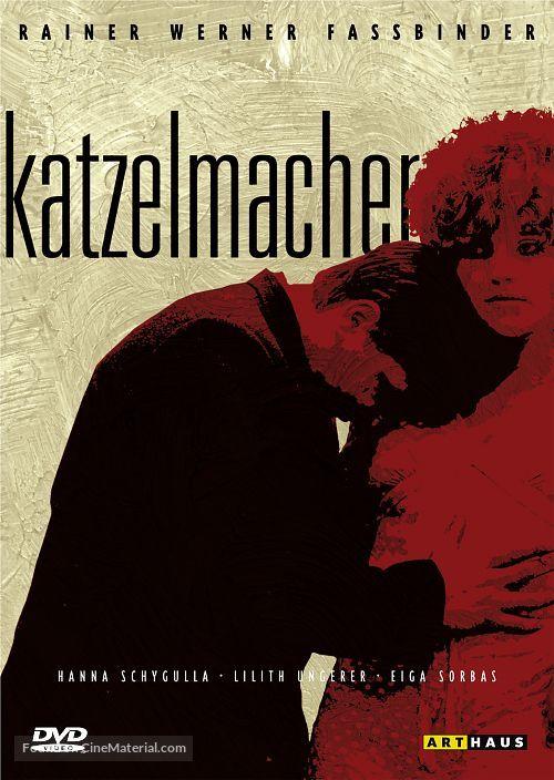 Katzelmacher - German DVD cover