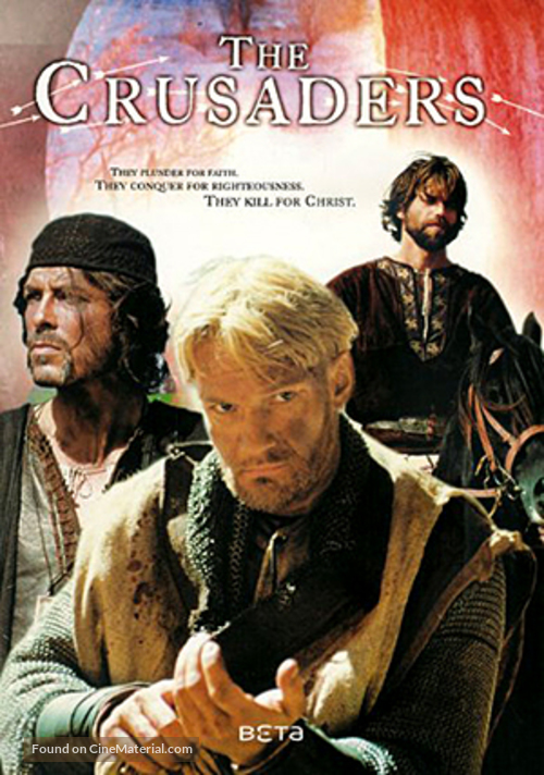 """Crociati"" - DVD movie cover"