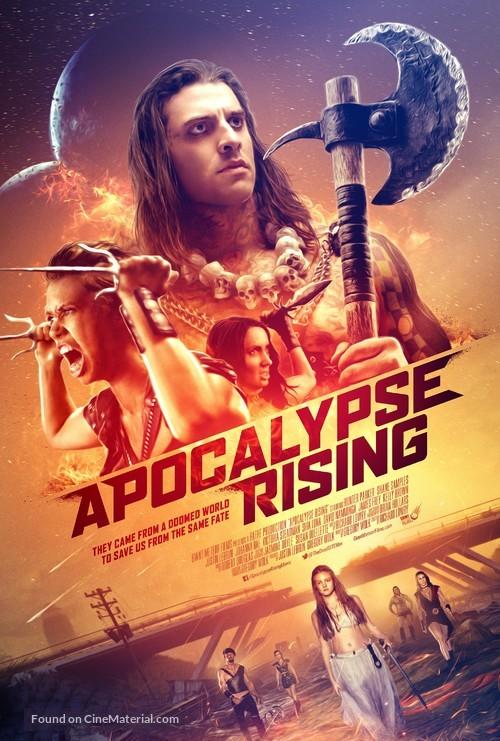 Apocalypse Rising - Movie Poster