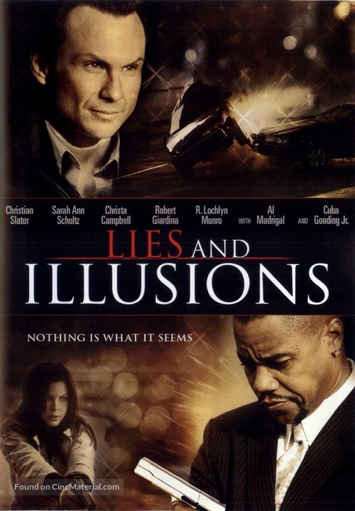 Lies & Illusions - DVD cover