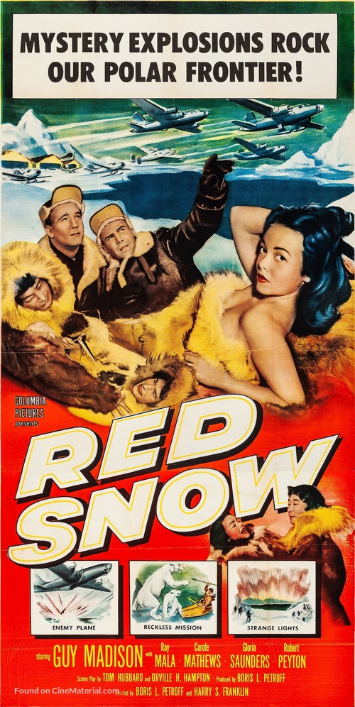 Red Snow - Movie Poster