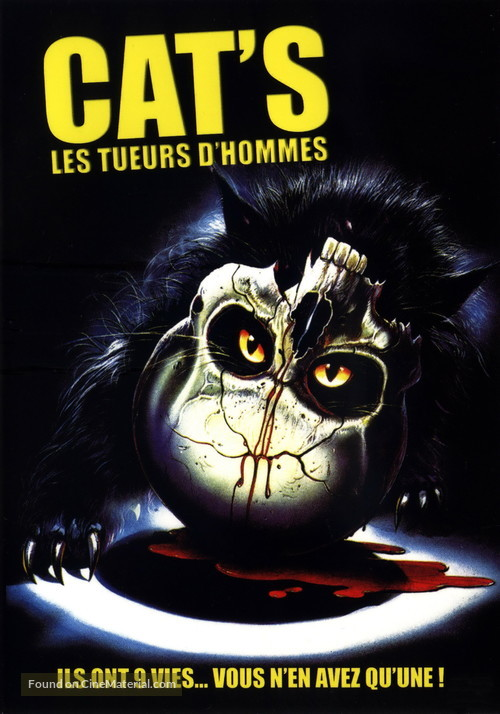 Strays - French DVD cover