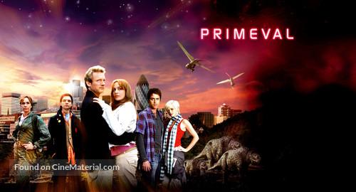 """""""Primeval"""" - British Movie Poster"""