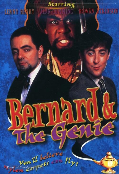 Bernard and the Genie - DVD movie cover