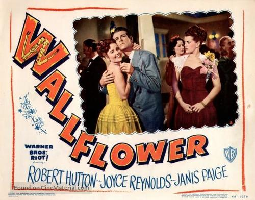 Wallflower - Movie Poster