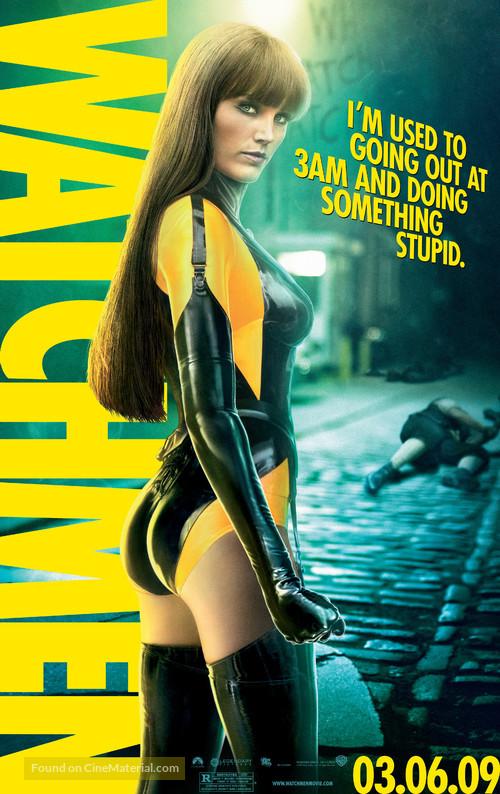 Watchmen - Movie Poster