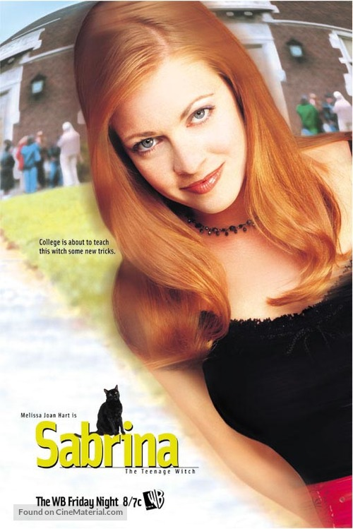 """""""Sabrina, the Teenage Witch"""" - Movie Poster"""