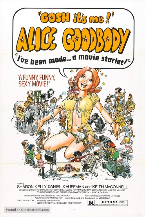 Alice Goodbody - Movie Poster