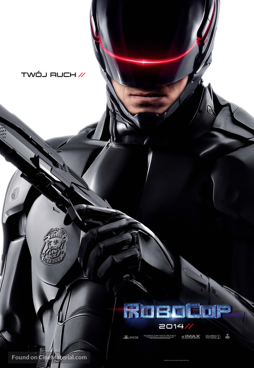 RoboCop - Polish Movie Poster