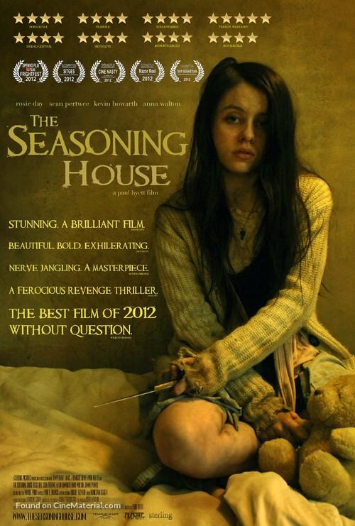 The Seasoning House - British Movie Poster