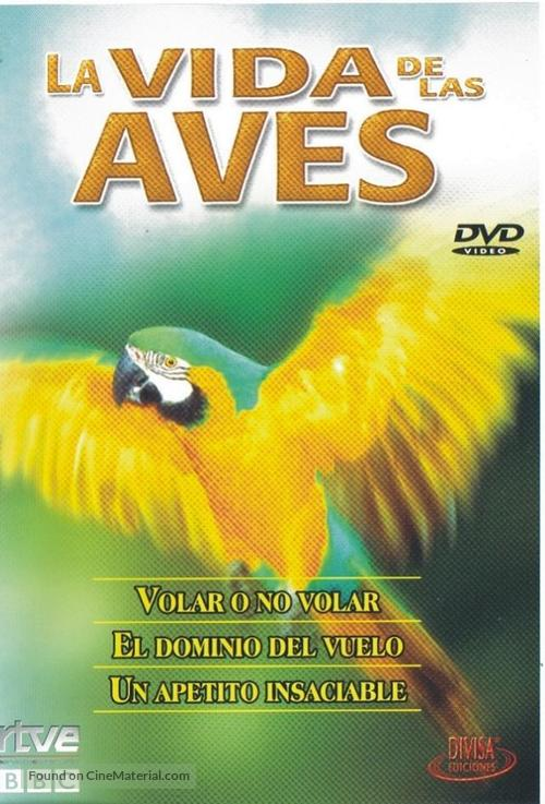"""""""The Life of Birds"""" - Spanish poster"""