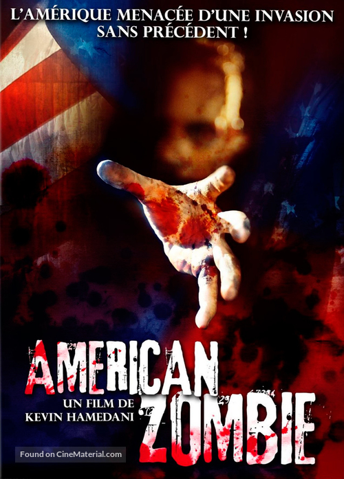 American Zombie - French Movie Cover