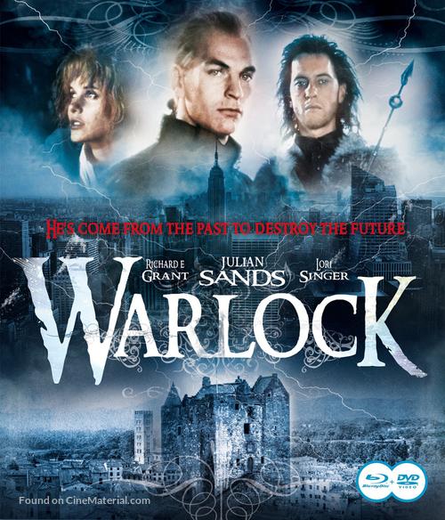 Warlock - Blu-Ray cover