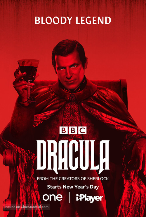 Dracula - British Movie Poster