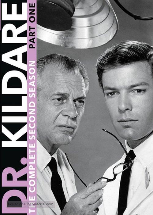 """Dr. Kildare"" - DVD movie cover"