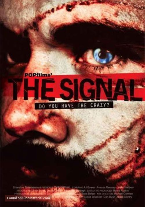 The Signal - Movie Poster