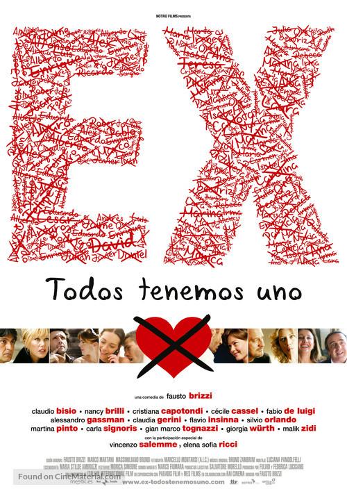 Ex - Spanish Movie Poster